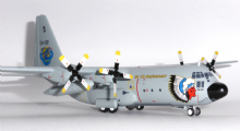 Lockheed C-130 Belgium Belgian Air Force Inflight 200 Diecast Model Scale 1:200 IF1300217 E